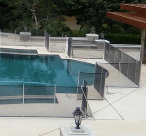 Traçado - Piscina Segua - Cercas de proteção para sua piscina